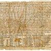 Hyde Abbey Charter, item 12093