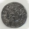 Aethelred II coin Helmet type obverse