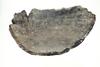 Broken Anglo-Saxon cremation urn